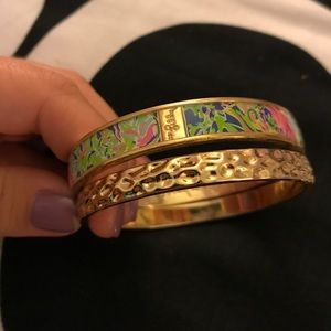 Lilly Pulitzer bracelets