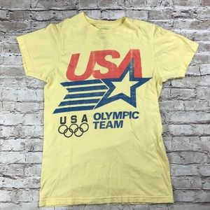 Tops - USA Olympics Team Women's t-shirt. Size Small