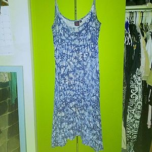 Donating today crackle print mini dress fits 10-18
