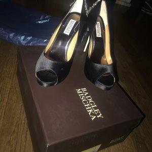 Badgley Mischka Kiara shoes