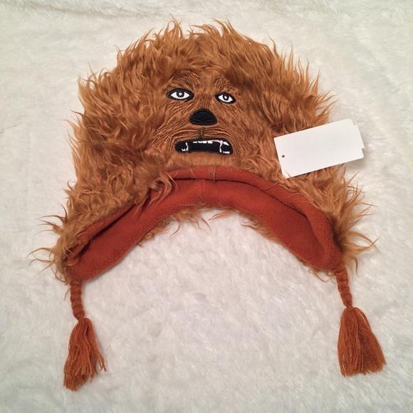 5f3d7447084 Disney Star Wars Chewbacca Hat Cap