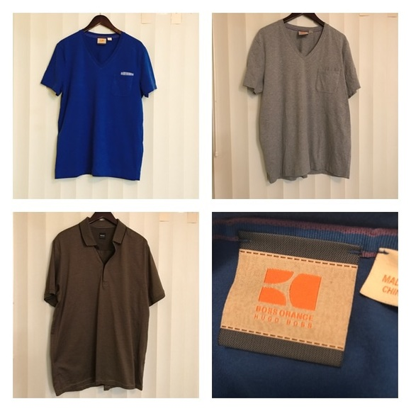be7821b8d74 Hugo Boss Shirts | Bundle Of 24 Mens Apparel Boss Saks 5th Nm Xxl ...