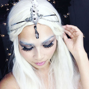 65cm Cosplay/Party Wig - Daenerys targaryenBoutique for sale