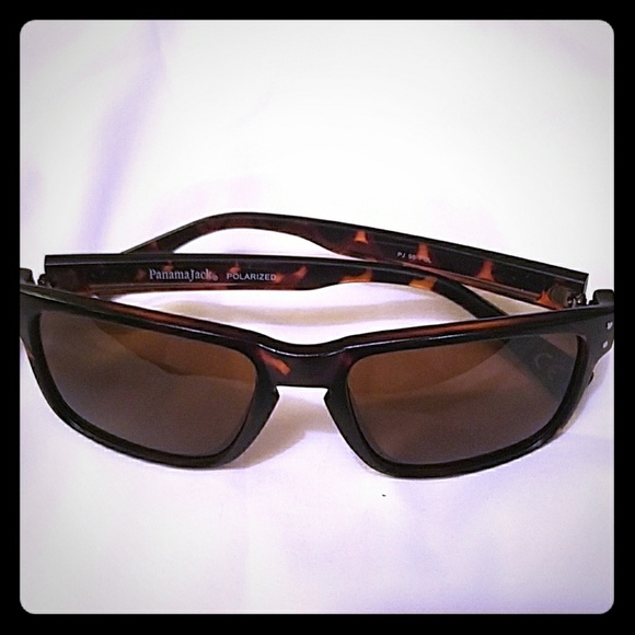 eb411a9bec Panama Jack Polarized Tortoise Shell Sunglasses. M 59bf75756d64bc3e620060bb