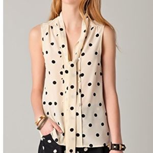 Marc by Marc Jacobs Hot Dot Blouse