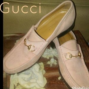 Classic Auth. Gucci loafers suede Brixton 💎FLASH