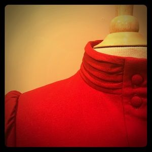 "The ""Red Wedding"" Wool Jacket"