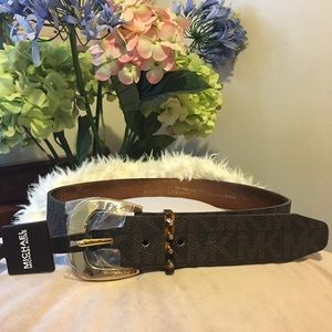 NEW Authentic MICHAEL KORS belt ❤️❤️❤️