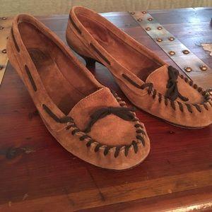 Well loved Miu Miu heels