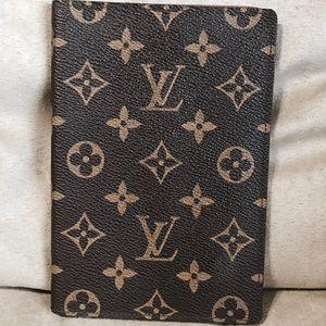 73b699492fa Louis Vuitton Bags - Authentic vintage passport cover