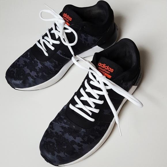 le adidas cloudfoam 3 strisce mimetico scarpe mens 8 poshmark
