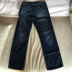 Calvin Klein Jeans Relaxed Straight Easy Fit 32/30