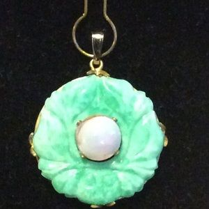 Jade and Opal Vintage Charm