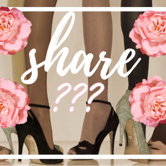 Other - Question About Sharing?