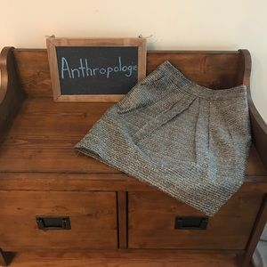 Anthropologie Tabitha Tweed Skirt