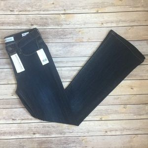 Banana Republic Premium Denim Flare Jeans Size 25