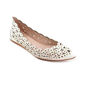 Vince Camuto Tamma Studded Pointed Tow Ballet Flat