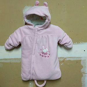 Babys winter suit