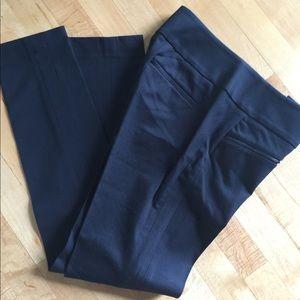 Black loft Marisa skinny pants