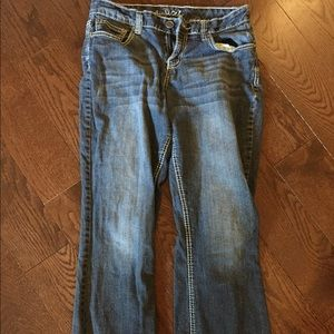 Maurice's Flair Jeans Size 7/8