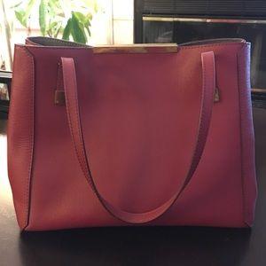 Jcrew Red Vintage Bag