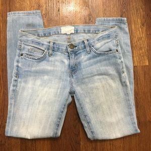 Current Elliott Stiletto Boardwalk Jeans Size 27