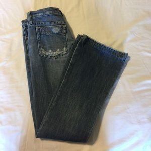 Joe's Jeans Jeans - Joes Jeans Distressed Bootcut size 28 (5/6) Cotton