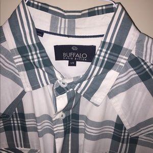 🆕Men's Buffalo David Bitton Shirt