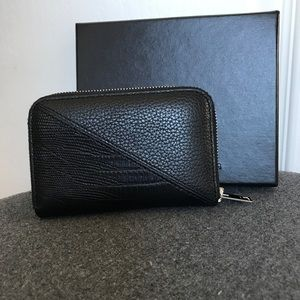 Alexander Wang Small Zip Wallet