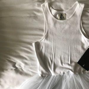 UNIF ballerina dress