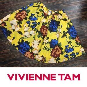 VIVIENNE TAM circle skirt