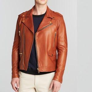 Kent and Curwen Men's Biker Jacket