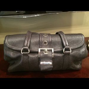 Prada Shoulder Bag Chocolate Brown