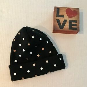 NWOT! Dotted Beanie