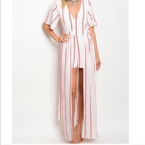 Long romper super cute and well made