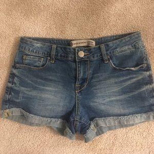 Velvet Heart Premium Denim Shorts, sz 27