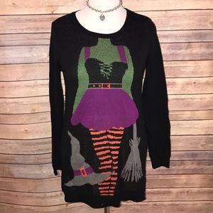 🆕 Verve Ami Sparkle Witch Tunic Sweater