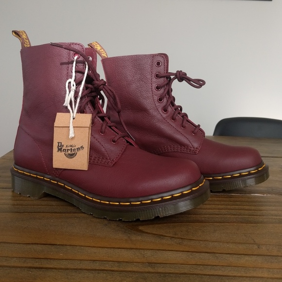 b5bc37c024ed Doc Martens Pascal Virginia Cherry Red 9