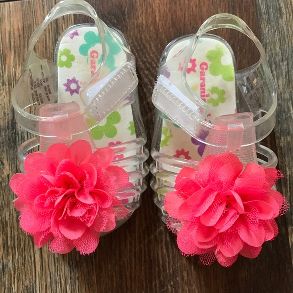 Size 2 Little Girl Jelly Sandals   Poshmark