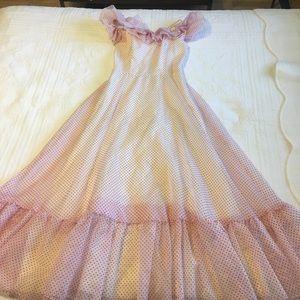 Beautiful 80's Dress