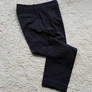 J.Crew Cafe Capri pants size 2