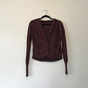Maurices Light Sweater Jacket