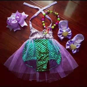 Other - Little Mermaid Ariel swimming suit