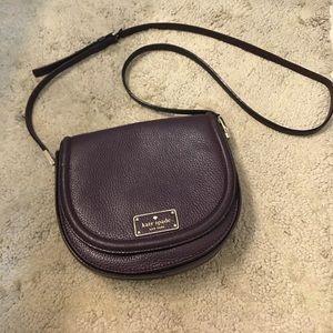 Kate spade small flap purse