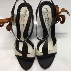 VINTAGE YSL heels