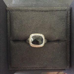 David Yurman Noblesse ring with Black Onyx