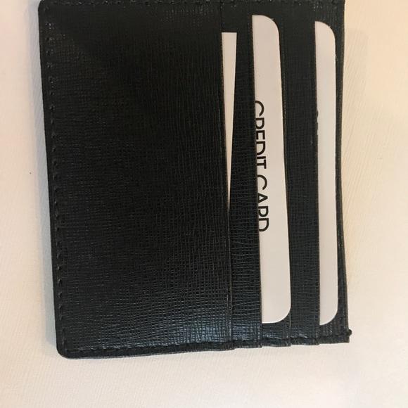 0fddd9e1130e Barneys New York Accessories | Mens Barneys Leather Credit Card ...