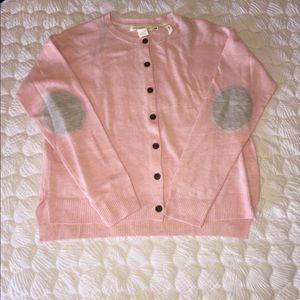 Pink H&M cardigan