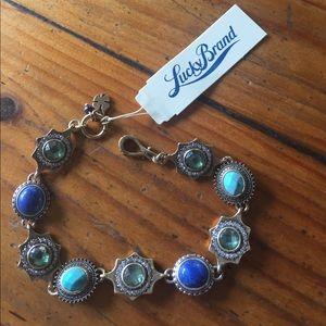Semi precious accents Lucky Brand bracelet