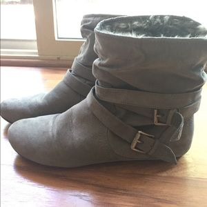 Ankle Boots👢BOGO FREE
